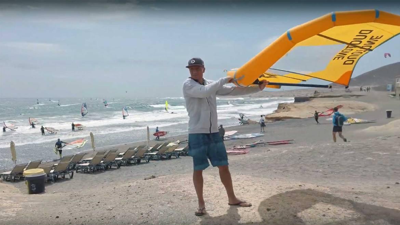 Wing Foil Duotone: la nuova dimensione del divertimento in acqua