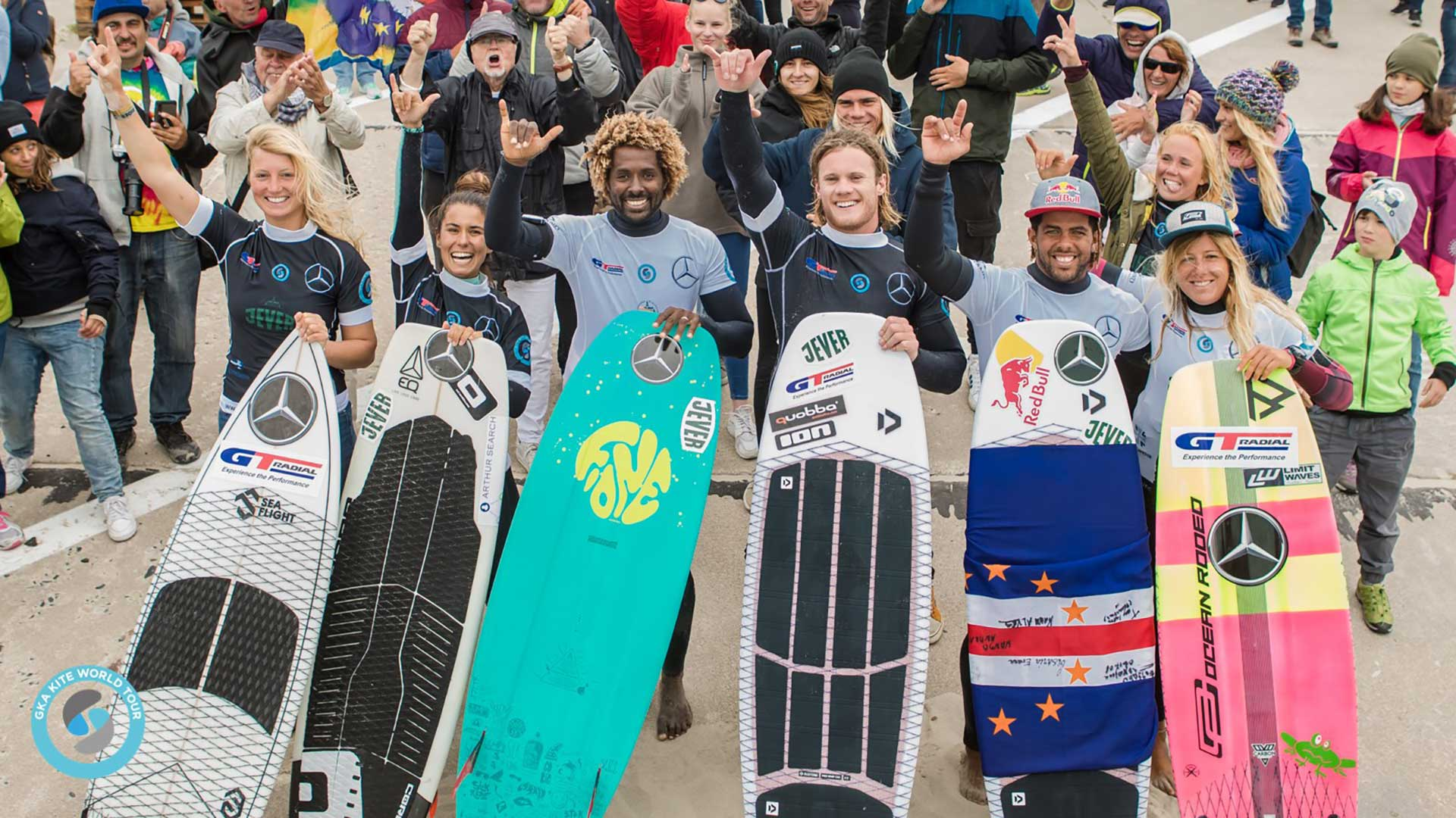 Kite Surf Freestyle Strapless Sylt Germania