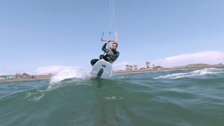 Virata Backroll Strapless – Kiteboarding Video Tutorial