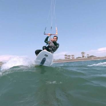 Virata Backroll Strapless – Kiteboarding Video Tutorial