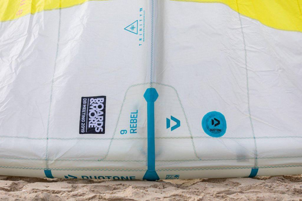 Rebel Duotone 2020 kite freeride
