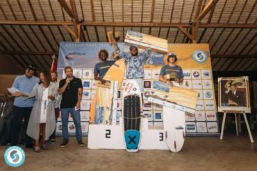 Airton Cozzolino rimonta e vince il GKA Kite World Cup Dakhla 2019