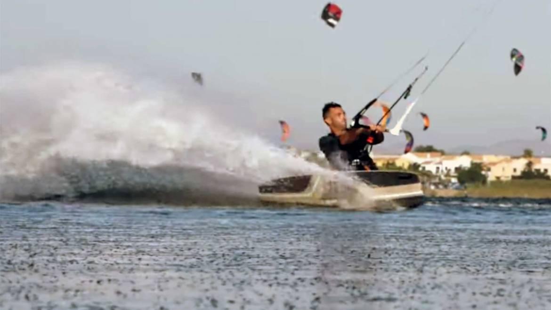 Cabrinha Kiteboarding Team Italia – Video di Laci Kobulsky