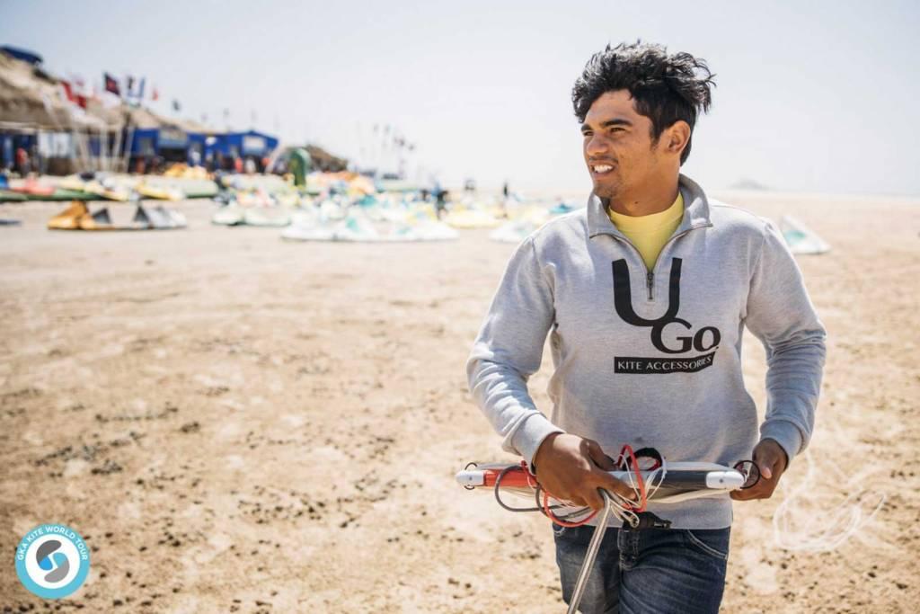 Campionato Mondiale Kitesurf Freestyle GKA Carlos Mario