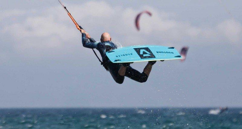 Corso Kitesurf Freestyle Pro