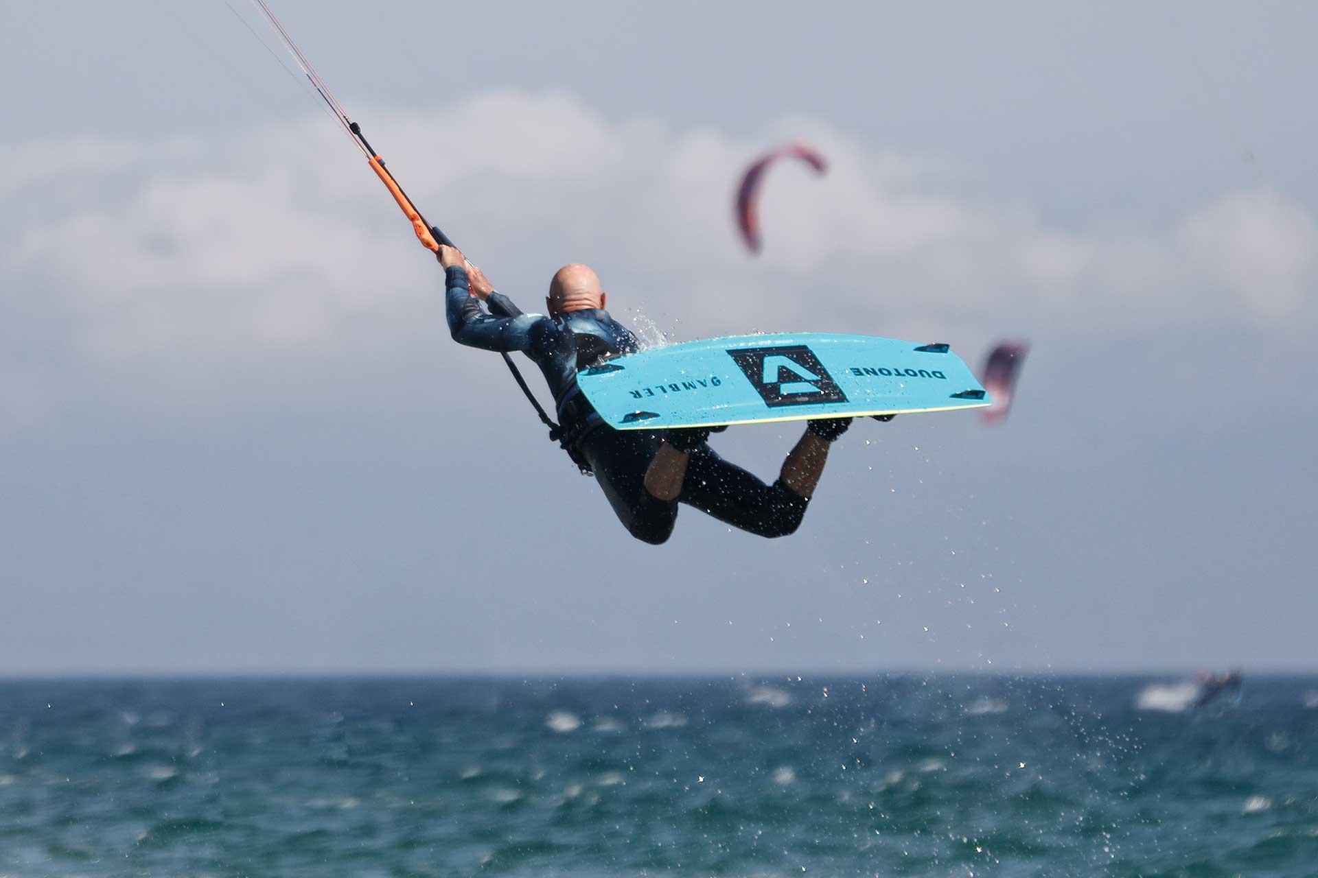 Corso Kitesurf Freestyle