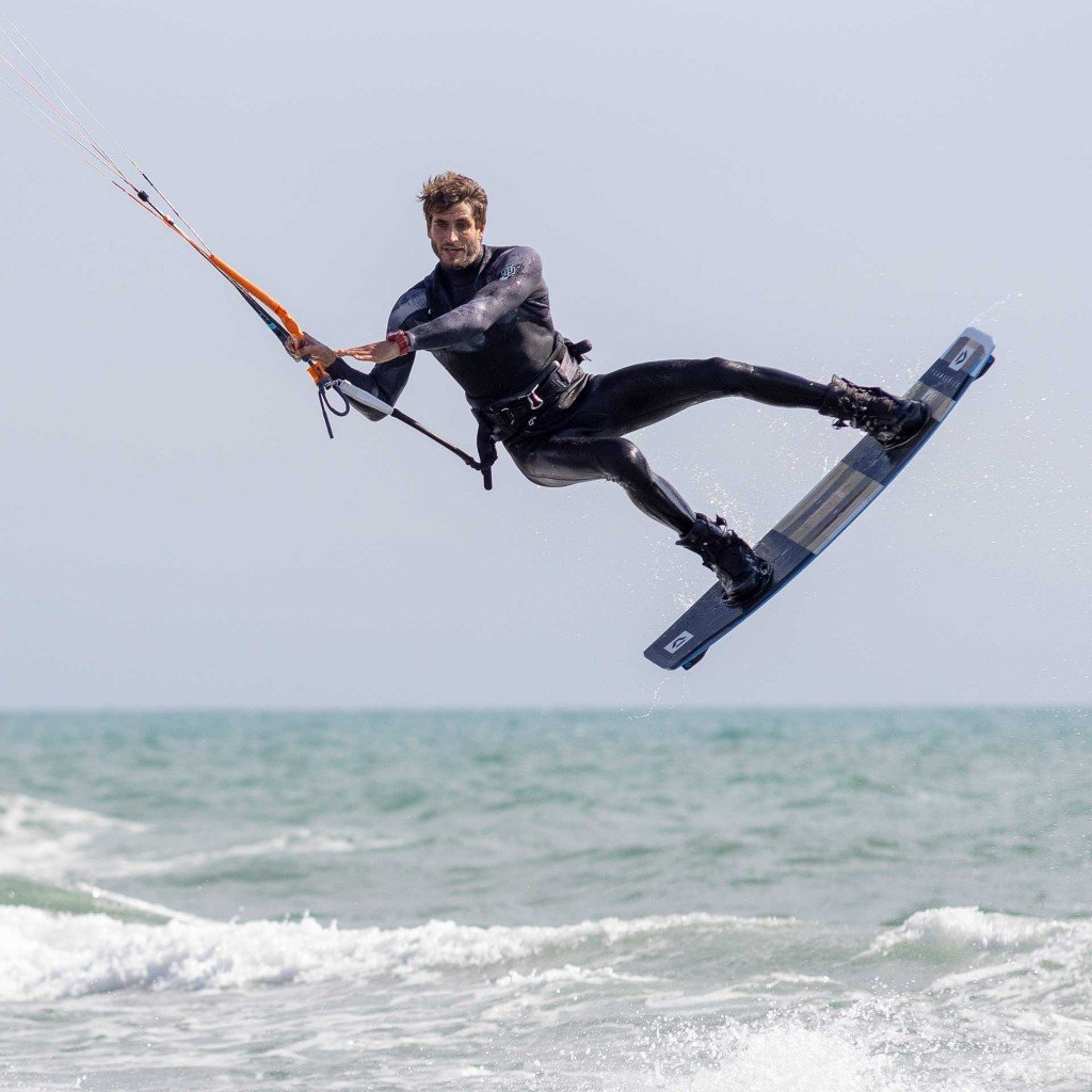 Corso Kitesurf Freestyle Raley