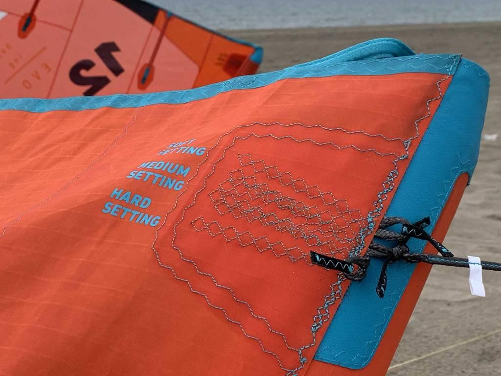 EVO Duotone 2020 kitesurf