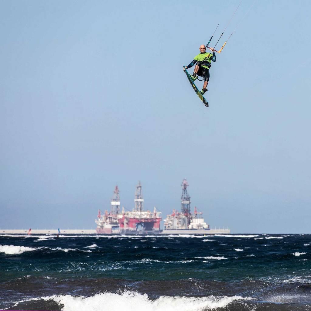 Kitesurf Big Air Lezioni