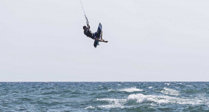 Kitesurf Wave Corso