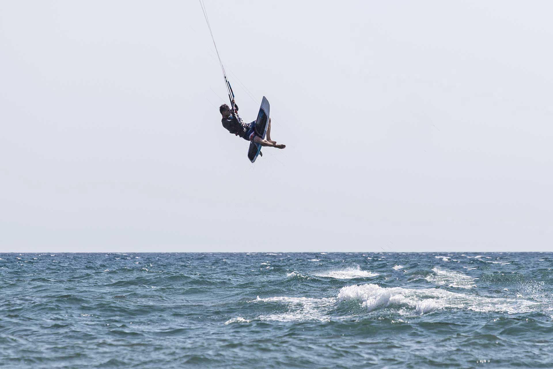 Corso Kitesurf Freestyle Strapless