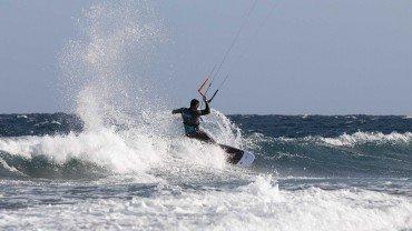 Kitesurf Corso Wave Riding