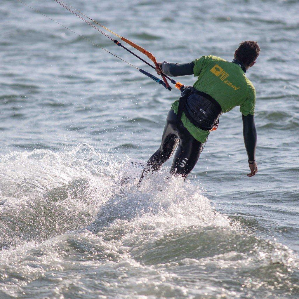 Kitesurf Strapless corso base
