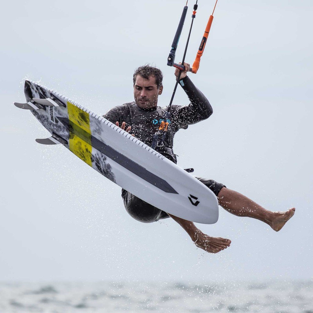 Corso Kitesurf Freestyle Straples Kite Surf