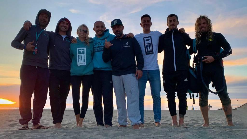Team di Kitesurf