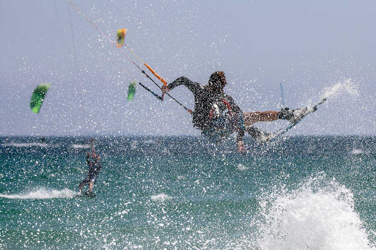Liquid Force Kiteboarding presenta i materiali del 2014
