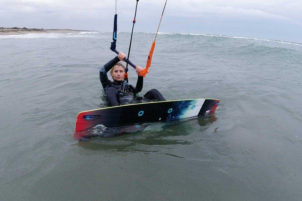Come partire con il kitesurf