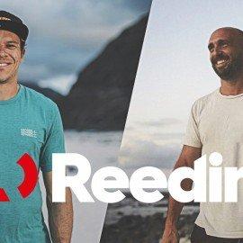 Reedin Kite brand Kevin Langeree