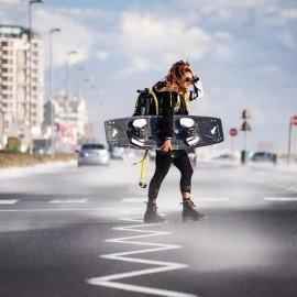 Le donne del kitesurf estremo