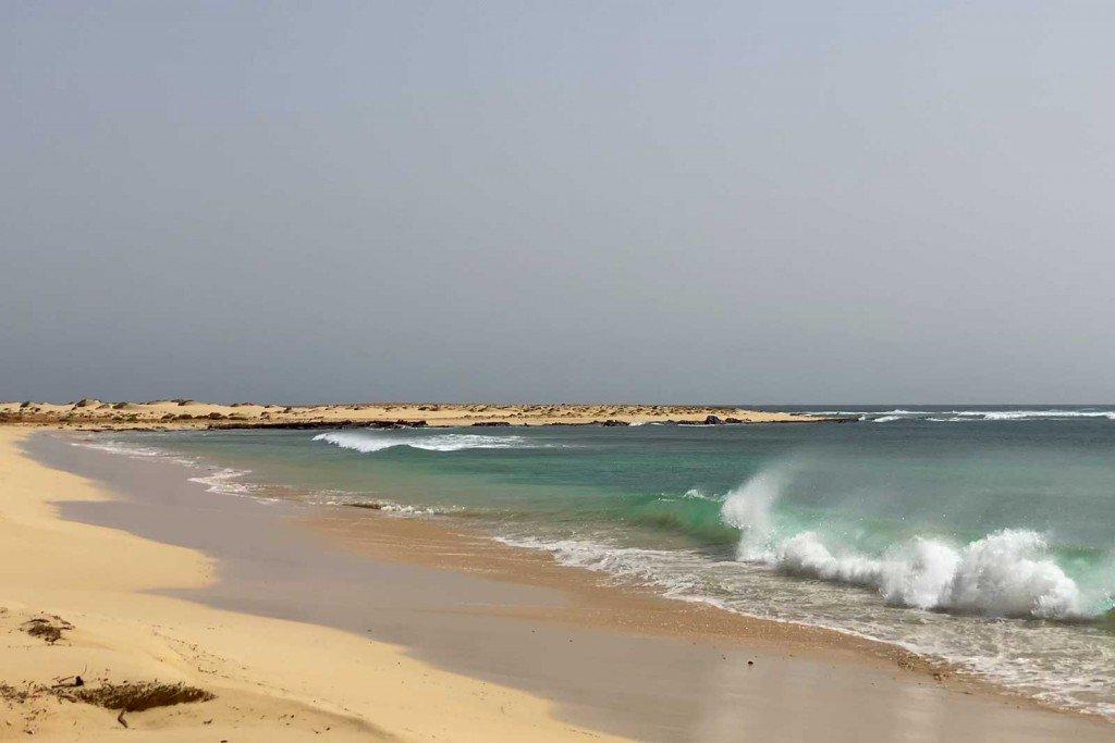 Ervatao Boavista Kitesurf Spot Wave