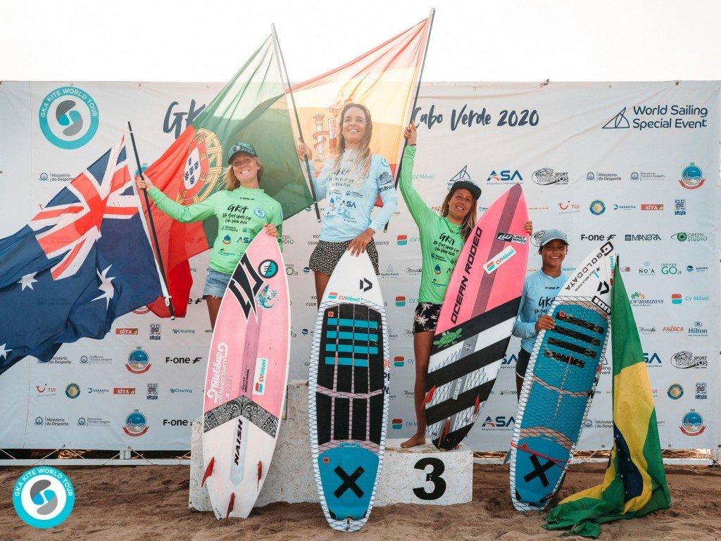 Campionato mondiale kite surf Capo Verde 2020