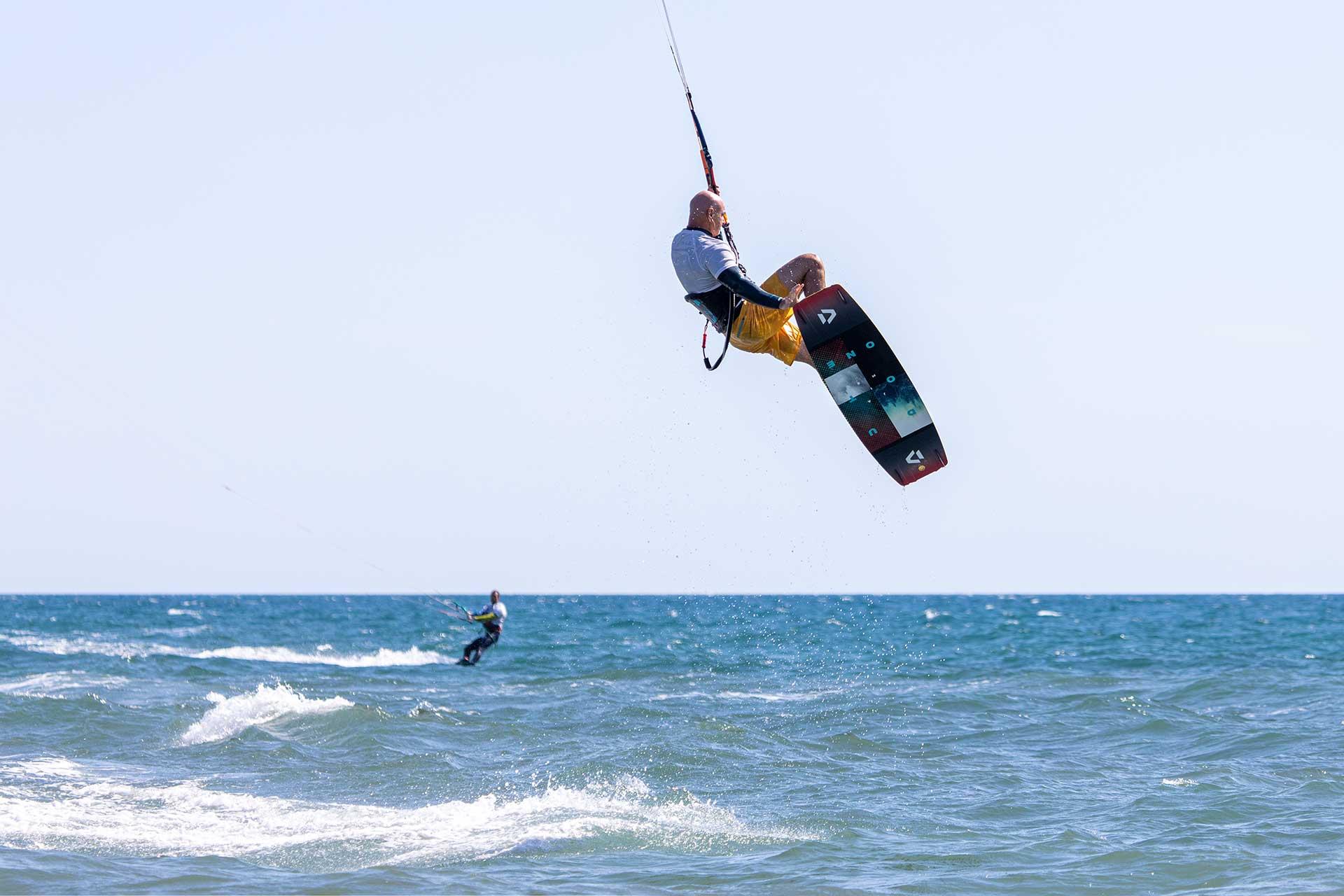 Scuola di kitesurf Roma Corsi lezioni kite