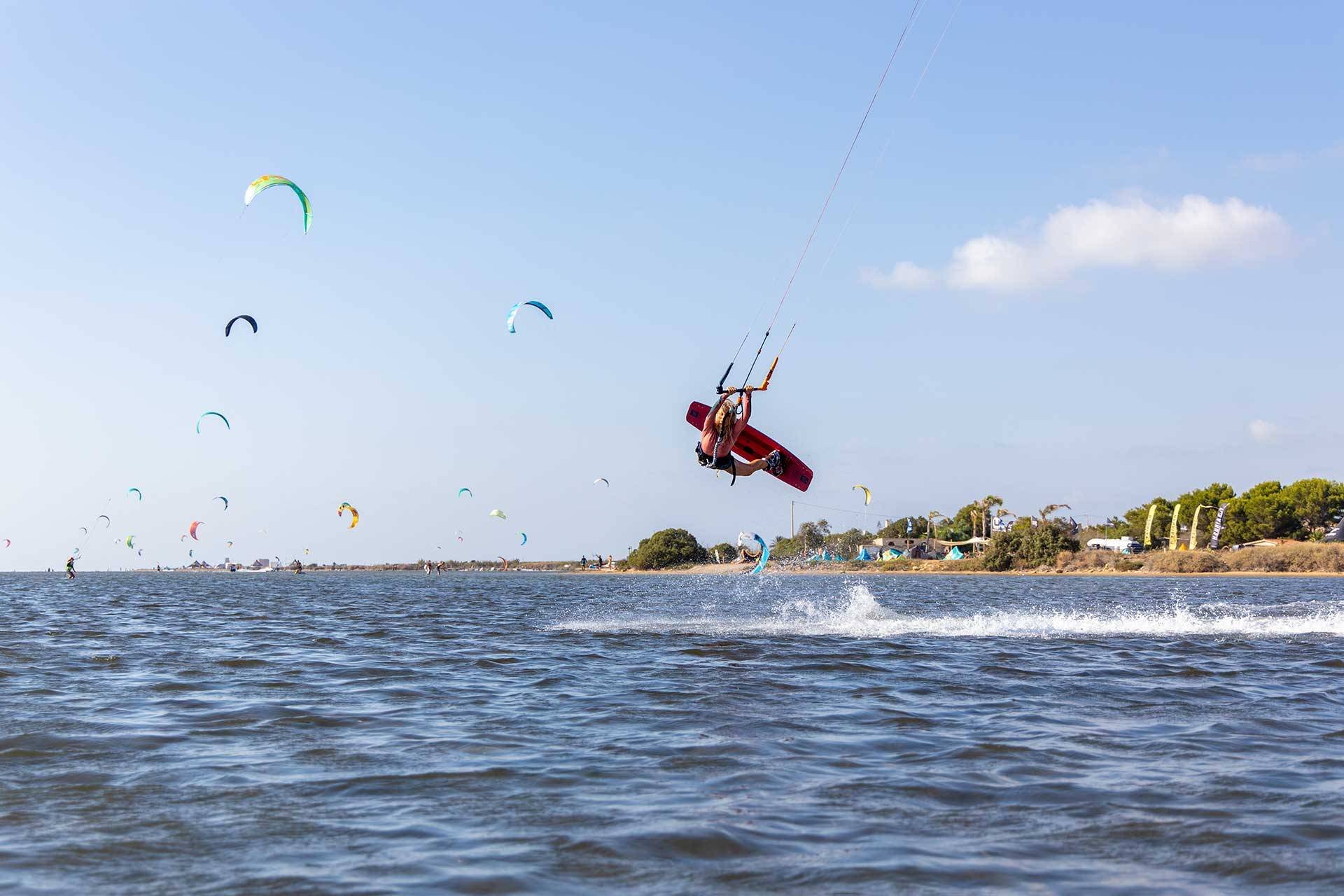 Kite Camp Stagnone settembre 2020