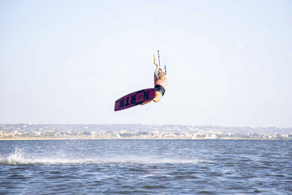 Corsi di kitesurf avanzati