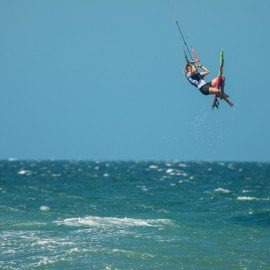 Kitesurf freestyle straplesse 2020