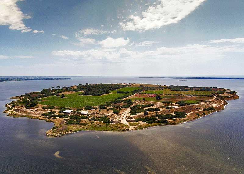 Isola di Mozia Riserva dello Stagnone