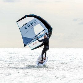Wing foil tutorial pumping in partenza
