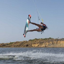 Stagnone Kitesurf Corner Scuola kite Sicilia